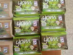 Yom-Herbal Soap AloeVera Soap- Pack of 5